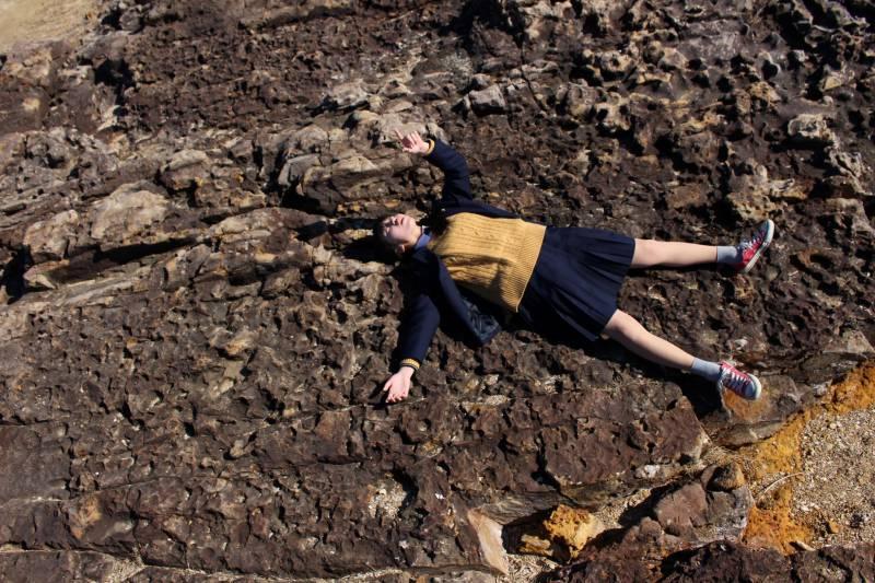「三段壁洞窟 × 神島高校写真部」三段壁写真展
